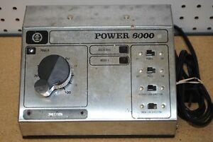 MRC TrainPower 6000 Transformer w/Reverse Loop Control *G*HO*N*