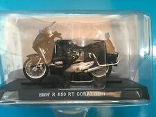 """DIE CAST """" BMW R 850 RT CORAZZIERI """" 1/24 CARABINIERI"""