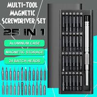 25 In 1 Multi-Tool Magnetic Screwdriver Set for Xiaomi MiJia Alloy Case Repair