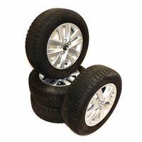 15 Zoll Allwetter Radsatz Reifen 195/65R15 95T VW Caddy 2C 6Jx15 ET47 Kemora