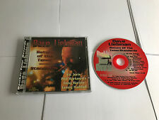DAVE LIEBMAN - RETURN OF THE TENOR  / STANDARDS - JAZZ CD ALBUM 1996 DOUBLE TIME