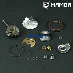 MAMBA 9-6 Mitsubishi TD03-10T / TD03L4-10TK3 Turbo Upgrade Rebuild Kit BMW N54