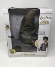 Harry Potter Real Talking Sorting Hat Wizard