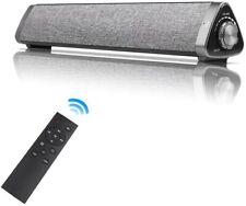 Computer Speakers Wired Wireless Sound Bar Home Theater Stereo Soundbar Speaker