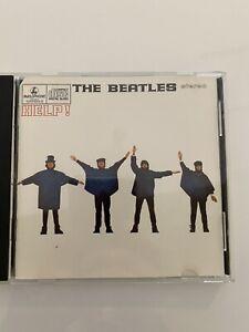 THE BEATLES  -  HELP CD 1965 ORIGINAL SOUND RECORDING near mint disc