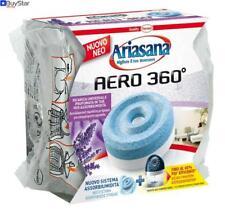 RICARICA ARIASANA AERO 360 ricariche assorbi umidità AROMATERAPIA LAVANDA