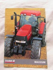 @Case IH Maxxum Tractor Brochure @