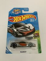 Hot Wheels - Walmart Exclusive ZAMAC Mclaren P1 - BOXED SHIPPING