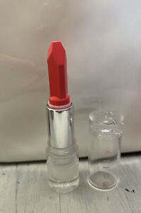 NWOB Mally Hydrate Lipstick Coraline H3 Gel Coral See Pics & Read