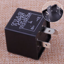 12V 3 Pin LED Car Motorcycle Flasher Flash Relay Fit For CF13 Turn Signal Light