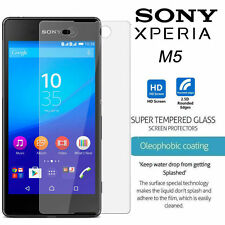 0.30mm Genuine Tempered Glass Film Screen Protector for Sony Xperia M5
