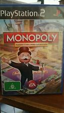 Monopoly COMPLETE PS2 SONY PLAYSTATION 2 💜 💜💜 FREE POST