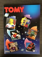 1994 Tomy Toy Fair Catalog Zoids 2 Tinkle Toys Tomica World Very Rare 62 Pages