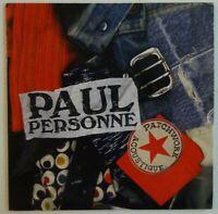 PAUL PERSONNE : BALLADE POUR UN IDIOT (EP - 5 TITRES) ♦ CD SINGLE PROMO ♦