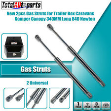 2x 340MM 840N Gas Struts for Caravans Camper Trailers Canopy Toolboxes Cabinets