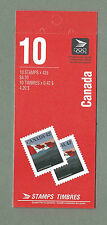 CANADA 1991 Booklet #109 - FLAG & MOUNTAINS  - 10 x 42c. - Complete - MNH