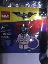 RARE LEGO BATMAN KEYCHAIN MINT IN PACKAGE FACTORY SEALED