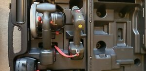 Craftsman 19.2v 6Pc Recip Saw/Drill Flashlight Charger Combo Set 2 Batteries