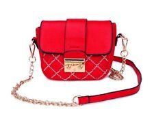 Quilted Bag Small Over Shoulder Handbag Gold Chain Strap Cross Body Bag Designer