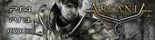 Ps4 PlayStation 4 Game Arcania The Complete Tale Boxed