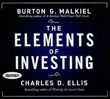 The Elements of Investing (Your Coach in a Box)  - Audiobook