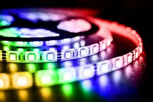 SMART LED Light Strips (MUSIC ACTIVATED)