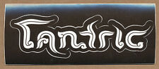 Tantric Self Titled RARE promo sticker '01