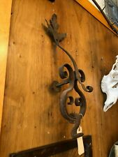 New listing Early Hand Forged Wrought Iron Castle Door Knocker