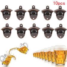 10 Stück Flaschenöffner Bier Küche Open Bottle Wand WANDFLASCHENÖFFNER Opener