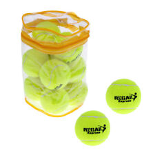 12pcs High Elasticity Advanced Training Tennis Balls Dog Toy Game Balls