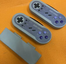 SNES / Super NINTENDO AKKLAIM Dual Turbo Wireless Controllers System