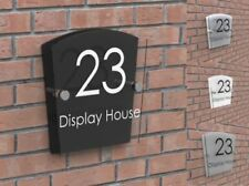 House Name Square Decorative Plaques & Signs