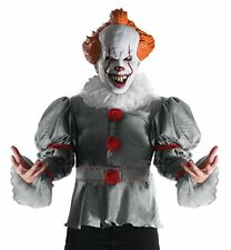 It Movie Pennywise Clown 2017 remake Size O/s Adult Costume Rubie's