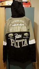 Patta x Mitchell & Ness Demi Zip Coupe-vent