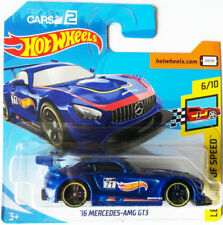 Voitures, camions et fourgons miniatures Hot Wheels 1:64 Mercedes