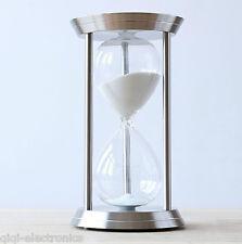 Antique Sand Hourglass Sandglass Sand Timer Clock 60 minutes home Decor Ornament