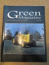 Green Magazine John Deere June 1999 / JD 4020 Industrial / JD Hi-Crop