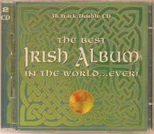 The Best Irish Album In The World Ever 38 Trk  2CD Set 1996 Celtic Folk Clannad