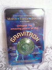 Gravitron Museum of Science and Industry Chicago --Space Gyro (Green) NIP !