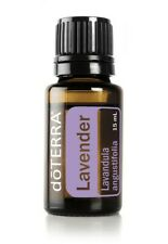 doTERRA Lavender Essential Oil 15 ml NEW-SEALED