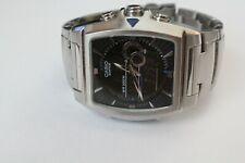 Men's CASIO EDIFICE Wrist Watch WR 100M EFA-120 4334 Digital Analog Working