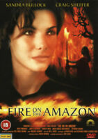 Fire On The Amazon DVD (2002) Sandra Bullock