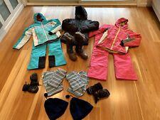 Snow ski clothing kids RRP $700-