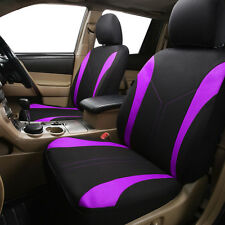 Car Seat Covers 2 Front Sets Car Seat Protectors Mesh Breathable Washable SUV