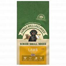 JAMES WELLBELOVED Lamb & Rice Senior Small Breed 1.5kg - 1.5kg - 432100