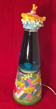 Beatles Yellow Submarine Lava Motion Table Light Lamp Blue Meanies Psychedelic