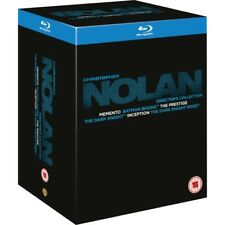 Christopher Nolan Directors Collection Box Set Blu-ray