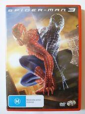 Spider-Man 3 [M] (2 DVD, 2007, R4)