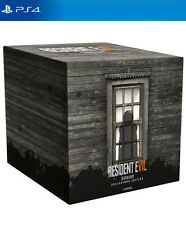 Resident Evil 7: Biohazard - Collector's Edition [PlayStation 4 PS4, Horror] NEW