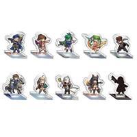 Fire Emblem Heroes mini acrylic Figure Collection Vol.10 BOX full set JAPAN